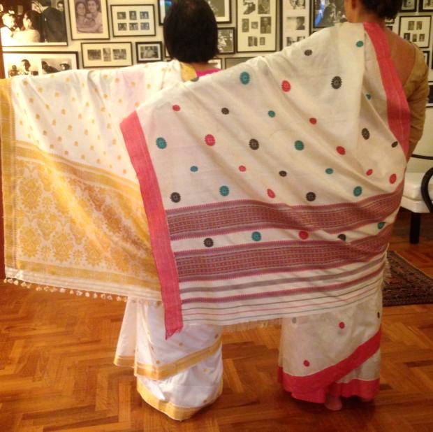sarees tell stories