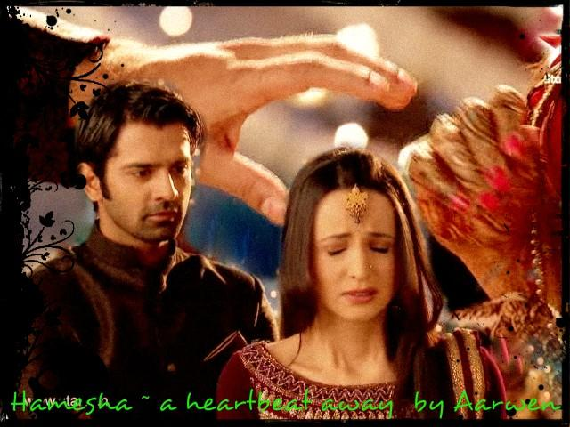 arshi ff Hamesha A heartbeat away chapter 13