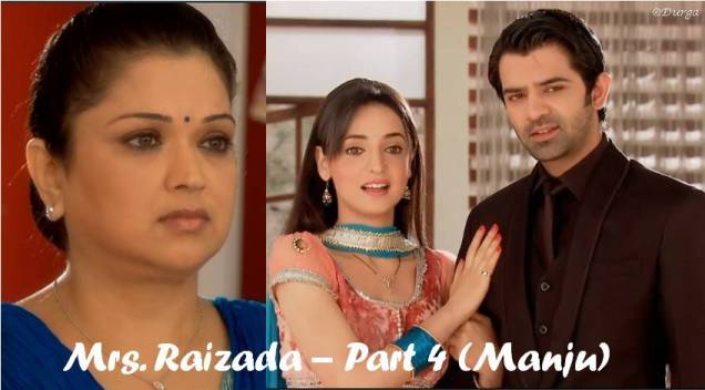 Mrs  Raizada - Arshi OS Series - Part 4 Arshi OS/SS : Short