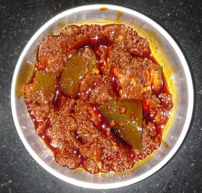 avakaya mango pickle recipe