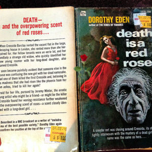 death is a red rose book review