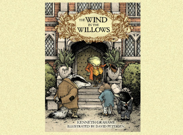 best loved stories wind in the willow