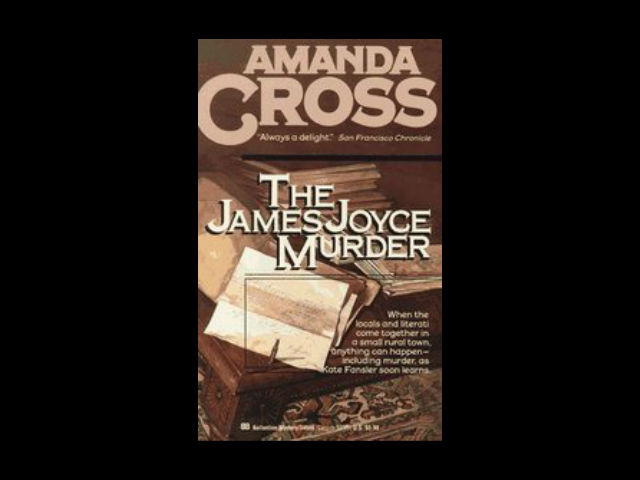 James Joyce Murder Book Review