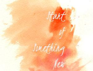 new year resolution start of something new